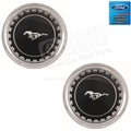69-70 Mustang Roof Side Ornaments - set of 2