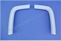 71-72 FRONT FENDER EXTENSION MOLDING-PAIR- MUST BE PAINTED BODY COLOR