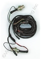 68 COUPE AND CONVERTIBLE TAIL LIGHT WIRING HARNESS WITH NEW BULB SOCKETS