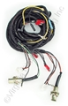 69 TAIL LIGHT WIRING HARNESS WITHOUT SAFETY AND CONVENIENCE GROUP-WITH NEW BULB SOCKETS