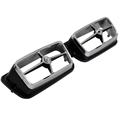 70 Mach 1 Grill Lamp and 69-70 Shelby Parking Light Doors - Pair