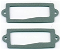 67-68 HOOD MOUNTED TURN SIGNAL LENS GASKET- PAIR