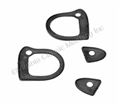 65-66 & 69-70 OUTSIDE DOOR HANDLE PAD SET