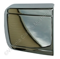 71-73 RH STANDARD INTERIOR CHROME INSIDE DOOR HANDLE
