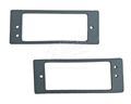 67-68 Mustang Deluxe Interior Door Light Gasket - Pair