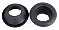 69-70 HEATER HOSE FIREWALL GROMMETS SET OF 2