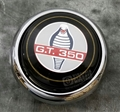 66 GT350 Horn Button Center Cap for Real Wood Shelby Steering Wheel