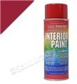 69 DARK RED INTERIOR PAINT   15847