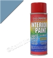 71-73 MEDIUM BLUE INTERIOR PAINT  16049