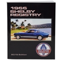 1966 Shelby GT350 SAAC Registry