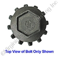 64 1/2-67 CORRECT STAR WASHER BOLTS-12