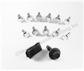 65-70 GAS TANK SCREW KIT