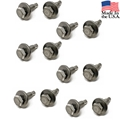STAINLESS STEEL FENDER/BODY BOLTS - SET OF 12