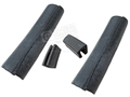67-68 FRONT BUMPER ARM RUBBER INSULATORS