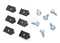 66 Fog Grill Bar Bracket Mounting Kit