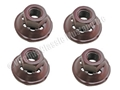 EXACT STYLE SEAT MOUNTING NUTS (4)