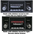 67-73 Mustang AM / FM  / iPod Doc / USB Radio