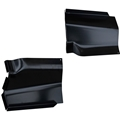 65-70 Rear Torque Box Top Plate - Pair - Coupe and Fastback