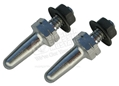 69-70 CONVERTIBLE TOP FRAME DOWEL ALIGNMENT PIN SET