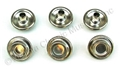 CONVERTIBLE REAR QUARTER TRIM SNAPS (6)
