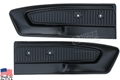 65-66 Deluxe / Pony Interior Door Panels - Pair