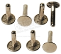 65-67 ORIGINAL STYLE METAL FIREWALL MAT CLIPS-SET OF 7