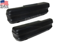 71-73 Mustang Arm Rest Pad - Standard Interior - Pair