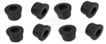 POLY BUSHINGS ONLY FOR REAR TRACTION BARS- SET OF 8