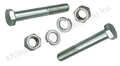 65-66 LOWER CONTROL ARM MOUNTING KIT (BOTH SIDES)