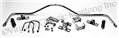"65-66 3/4"" REAR SWAY BAR KIT-COMPLETE"