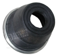 65-66 6 CYLINDER TIE ROD DUST BOOT