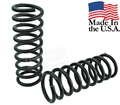 65-66 8 CYLINDER FRONT COIL SPRINGS-PAIR