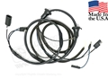 68 Door Light and Speaker Wiring Harness Use with Door Ajar Light Option