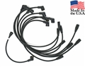 67-70 390,427,428 Steel Core Spark Plug Wire Set
