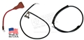 1965 Mustang Battery Cable and Starter Cable Set - V8
