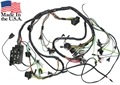 64 1/2 UNDER DASH WIRING HARNESS (2 SPEED WIPERS)
