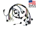 68 INSTRUMENT CLUSTER WIRING HARNESS- USE ON CAR EQUIPPED WITH FACTORY TACH