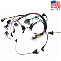 67 INSTRUMENT CLUSTER WIRING HARNESS-USE WITH FACTORY TACH