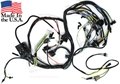 65 Mustang Under Dash Wiring Harness - with gauges and 3 speed heater motor