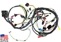67 Mustang Under Dash Wiring Harness - with factory tach