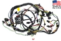 68 Underdash Wiring Harness - Use on car equipped with factory tachometer