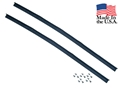 69-70 Mustang Bottom of Door Seals - Pair