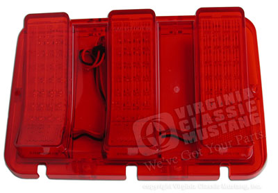 67-68 LED TAIL LIGHT ASSEMBLY -  EACH