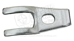 69-73 SPEEDOMETER CABLE CLAMP AT TRANSMISSION