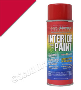 65 RED INTERIOR PAINT         6022