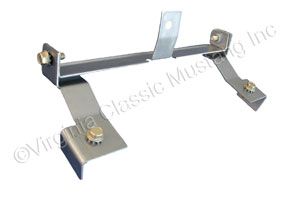 67-68 RADIO MOUNTING BRACKET SET FOR CONSOLE