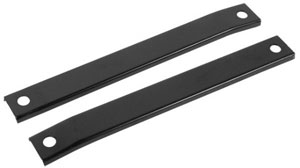 69-70 FRONT VALANCE TO FENDER BRACES-PAIR