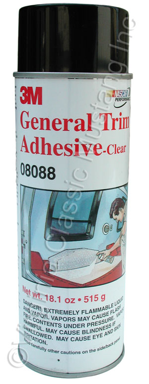 3M SPRAY TRIM ADHESIVE