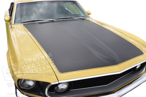 Rear Windshield Wiper >> 69 MACH 1 AND BOSS 302 CENTER HOOD STENCIL KIT