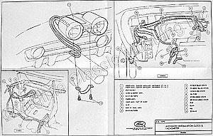 [SCHEMATICS_49CH]  65-66 RALLY-PAC WIRING DIAGRAM | 1966 Mustang Rally Pac Wiring |  | Virginia Classic Mustang